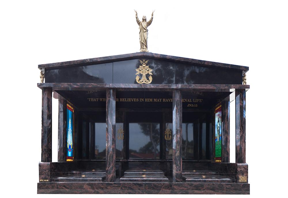 No. 17 - Triple Monument